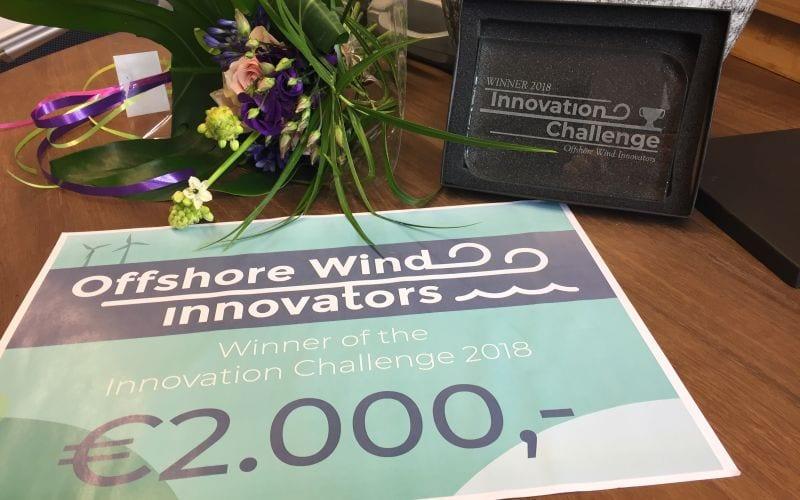 Ridderflex Offshore Wind Innovator 2018!