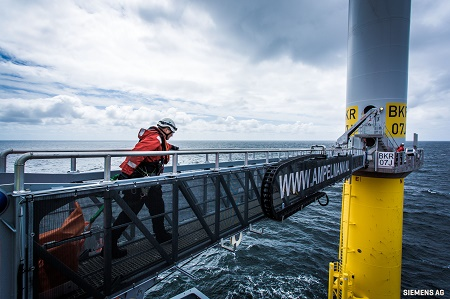 Ampelmann opens dedicated offshore wind base in Hamburg