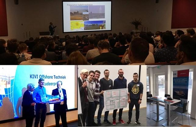 'Wind en de uitdagingen van de energie transitie': hot topic tijdens inspirerend 6e HBO Offshore Network Symposium
