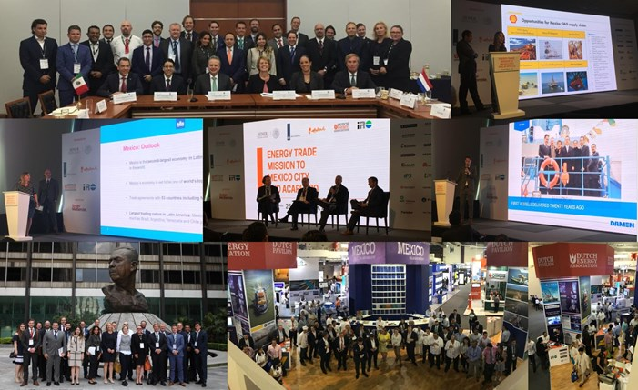 IRO is looking back at fruitful oil & gas trade mission to Mexico
