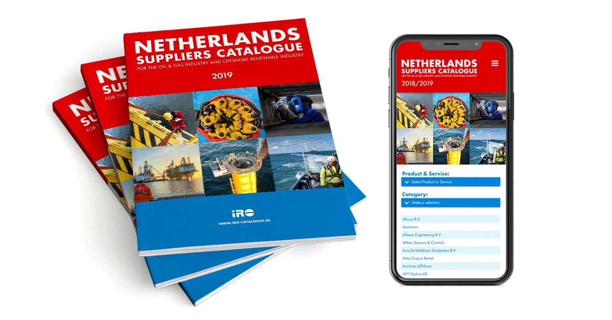 Netherlands Suppliers Catalogue 2019 – Book now!