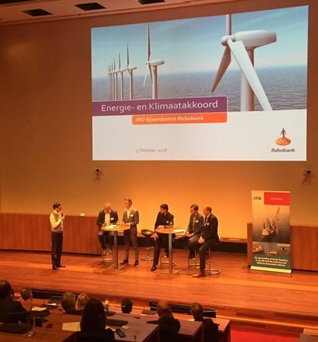Stevig debat over invulling nieuwe Energie- en klimaatakkoord, 5 oktober 2018