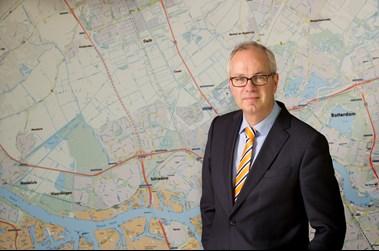 IRO feliciteert haar voorzitter Pieter van Oord met benoeming Havenman van het Jaar!