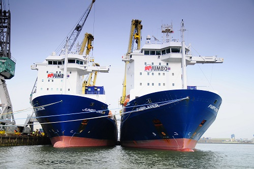 Jumbo has been awarded the transportation and Installation of a FSRU Mooring System including riser and umbilical, off the coast of Aracaju, Sergipe