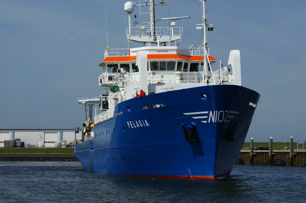 Bakker Sliedrecht finishes retrofit of deep-sea winch drive system of research vessel Pelagia