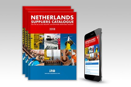 IRO Netherlands Suppliers Catalogue 2018 – Book now!