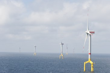 Taiwan Offshore wind mission