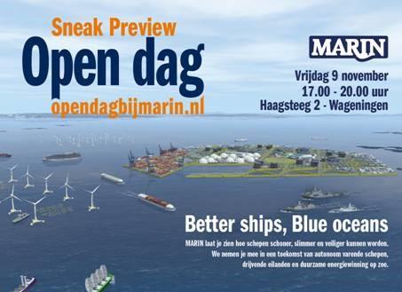 MARIN nodigt maritieme sector uit voor feest op 9 november rond 10000ste scheepsmodel