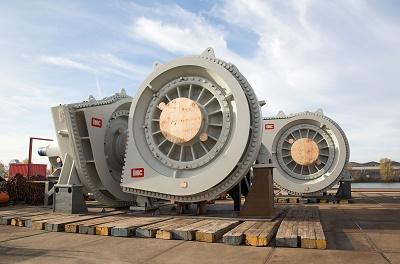 Royal IHC seals dredge pumps deal with Jan De Nul Group