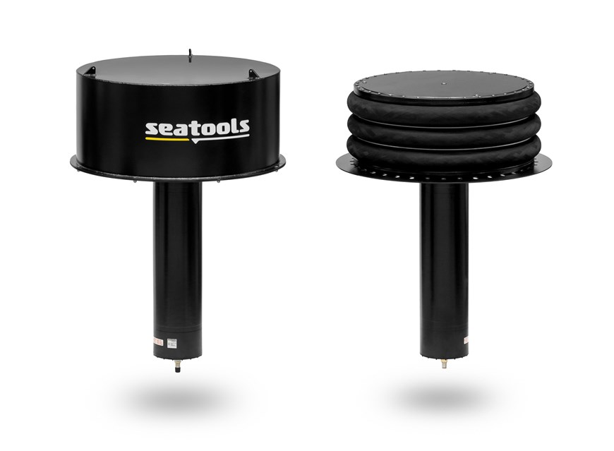 Seatools completes delivery of high-end pressure compensators for Bakker Sliedrecht