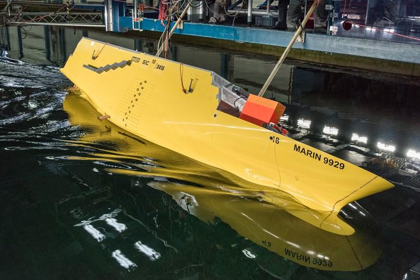 Nederlands instituut MARIN onderzoekt Koreaanse veerbootramp