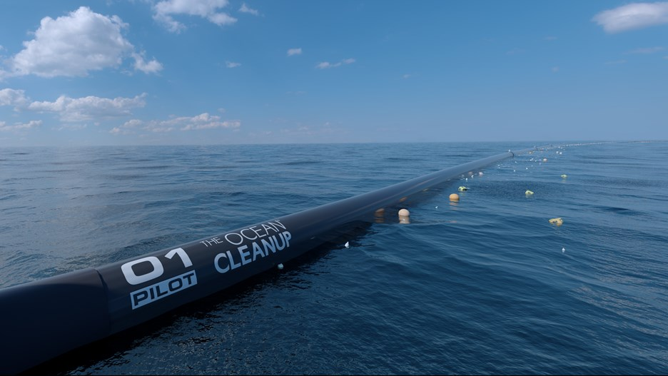 Seatools to supply remote offshore monitoring system for The Ocean Cleanup