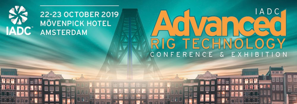IADC Advanced Rig Technology 2019 Conference & Exhibition - IRO