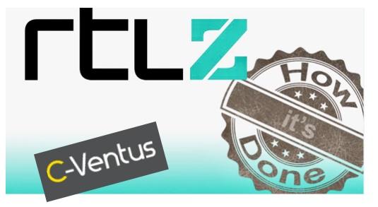 "IRO lid C-Ventus  in RTL Z ""How it's done"" op zaterdag 23 februari"