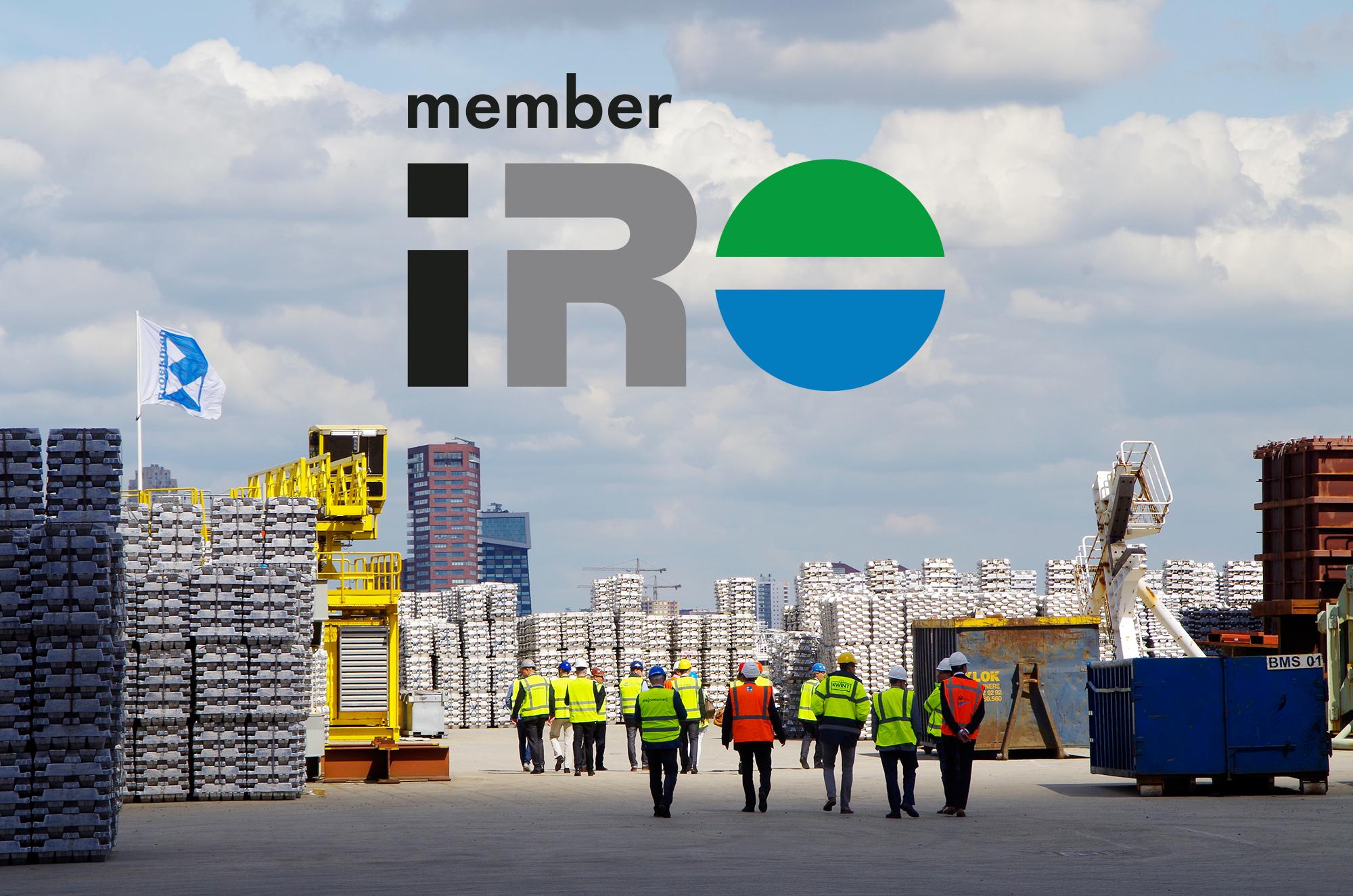 IRO member logo