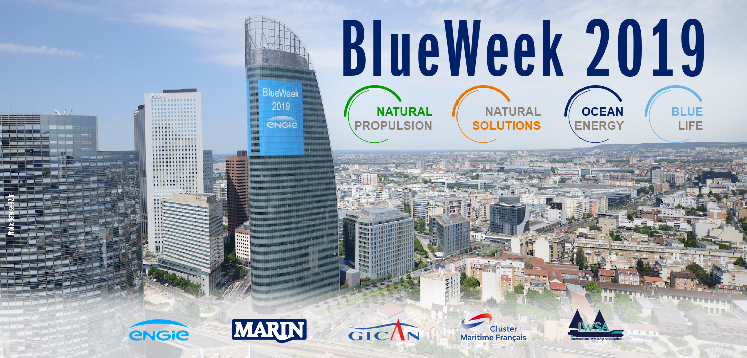 Sustainable Maritime Innovation at Blueweek, May 27-29, Paris
