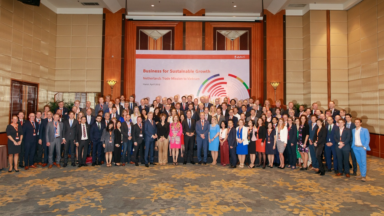 Offshore wind part of large economic trade mission to Vietnam