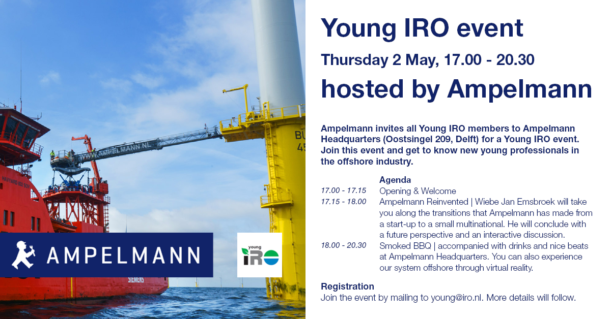 Young IRO upcoming events