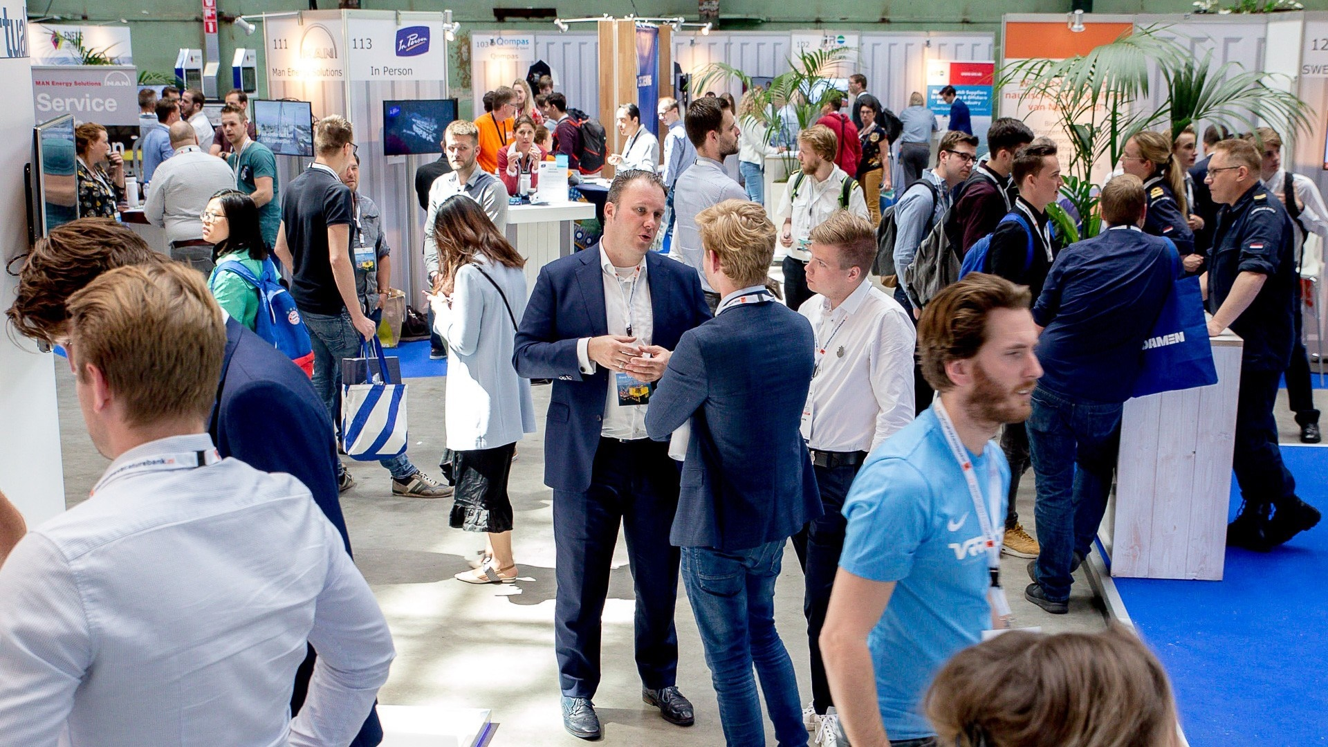 Navingo Career Event offered a sea of innovation and experiences