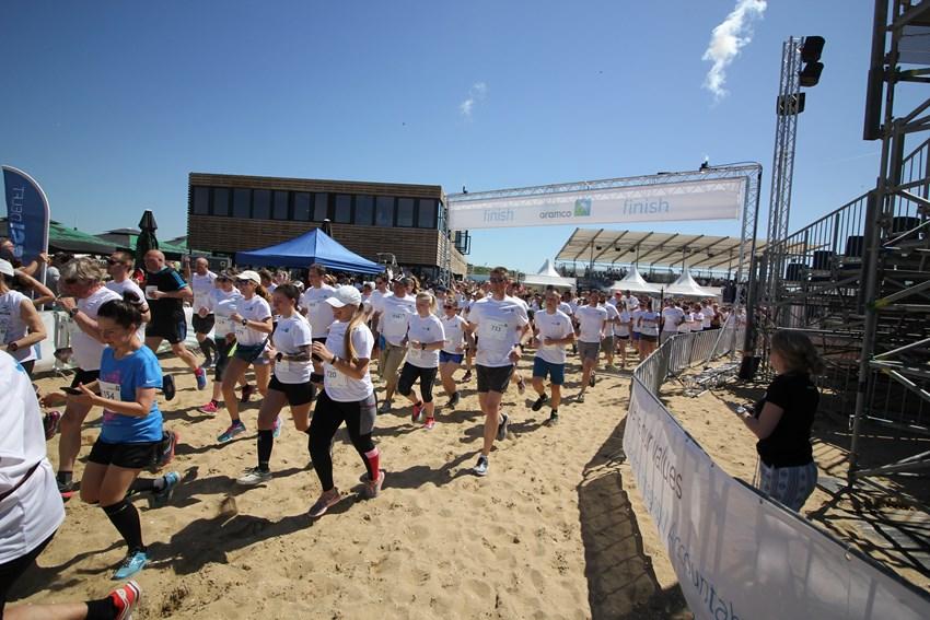 Aramco Beach Run – 2 June – Scheveningen