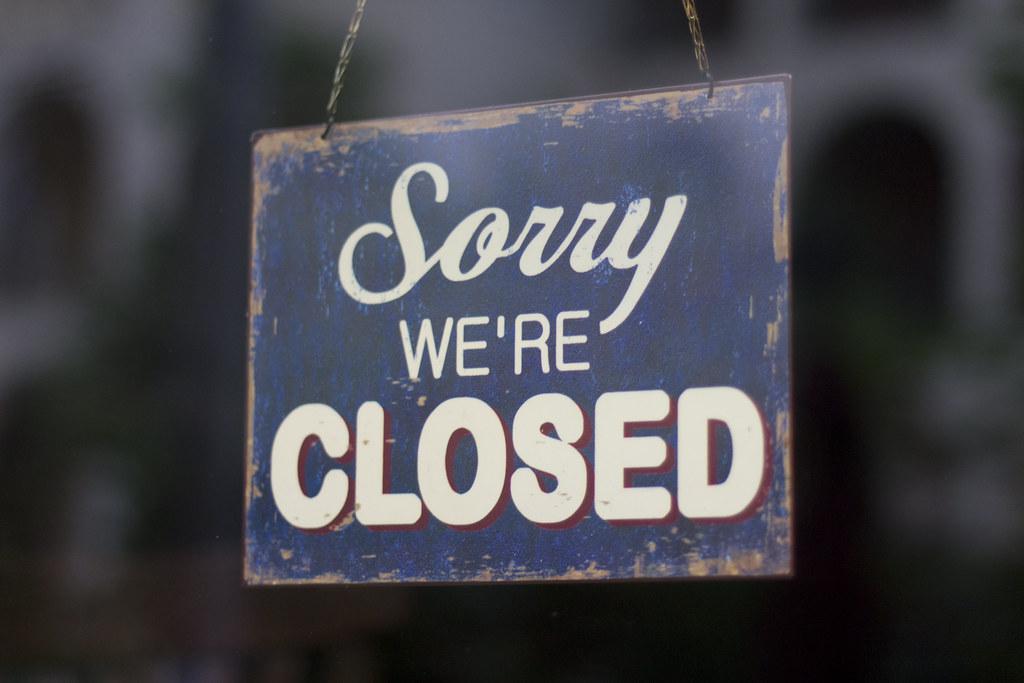 IRO office closed on 30 May & 31 May