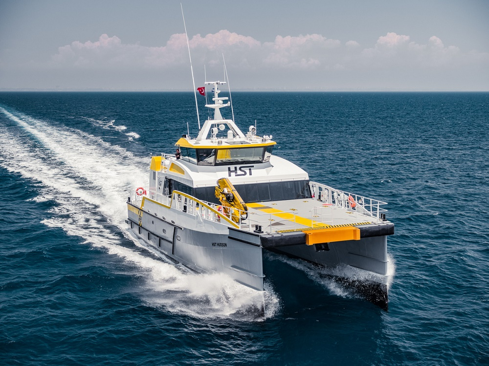 Damen to showcase capabilities for US offshore wind sector