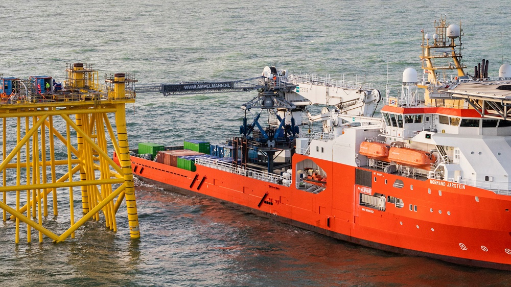 Ampelmann enters Norway with first Walk to Work contract