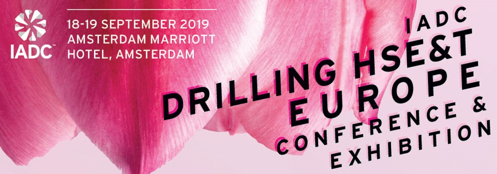 IADC Drilling HSE&T Europe 2019 Conference & Exhibition