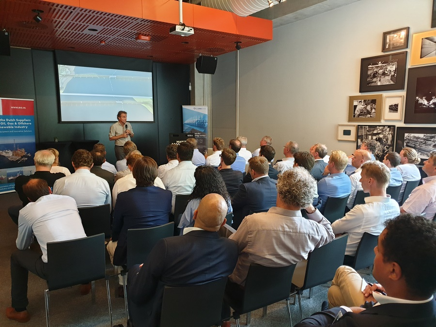 Commerciële kansen voor marine renewable energy oplossingen
