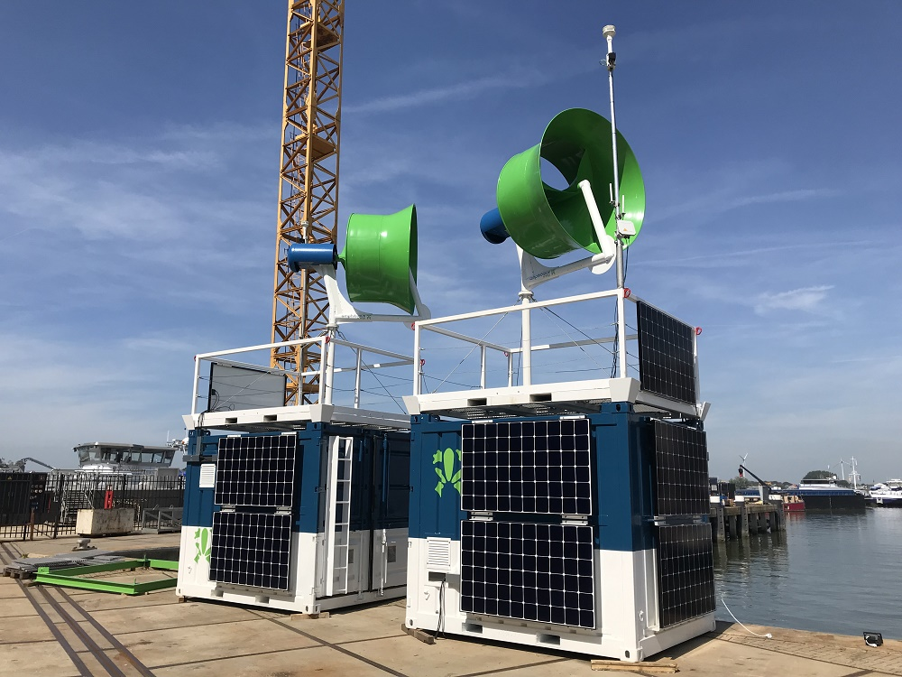EnergyPods to support North Sea Platform