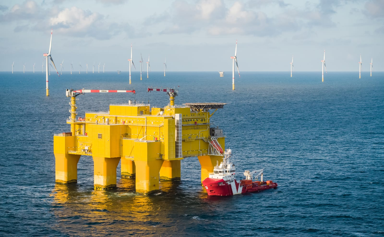 VOS Sugar contributes to Southern North Sea Inspection campaign