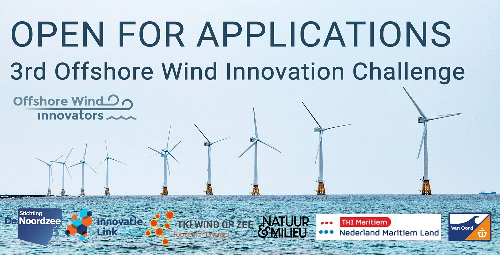 Make an innovative contribution in offshore wind