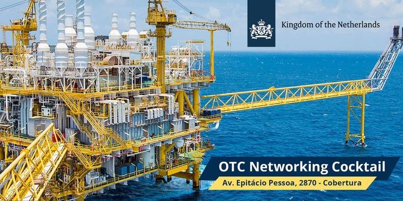 Invitation OTC Brasil Networking Cocktail