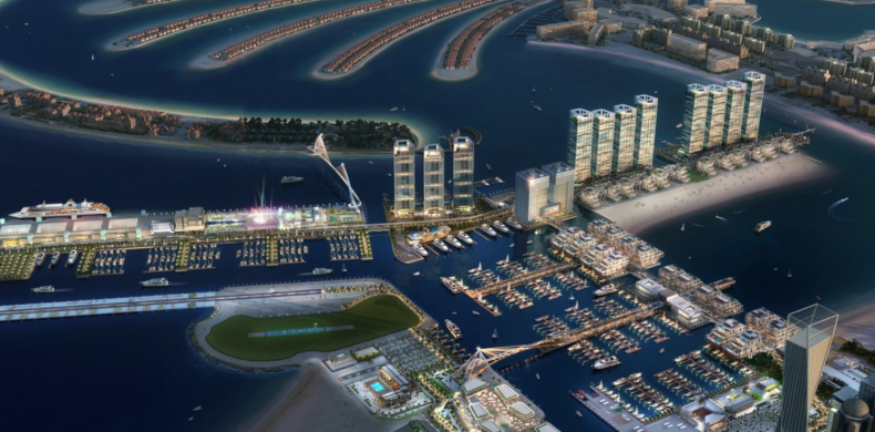 ADIPEC – Invitation to visit Van Oord's Dubai Harbour project, Monday 11 November