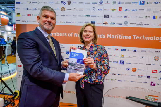 Maritieme sector groeit opnieuw in 2018