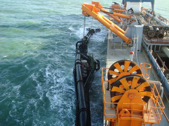 Increasing demand for underwater motors – Bakker Sliedrecht in China continues
