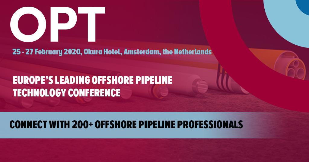Discount for IRO member at OPT 2020 – Amsterdam, 25-27 Feb