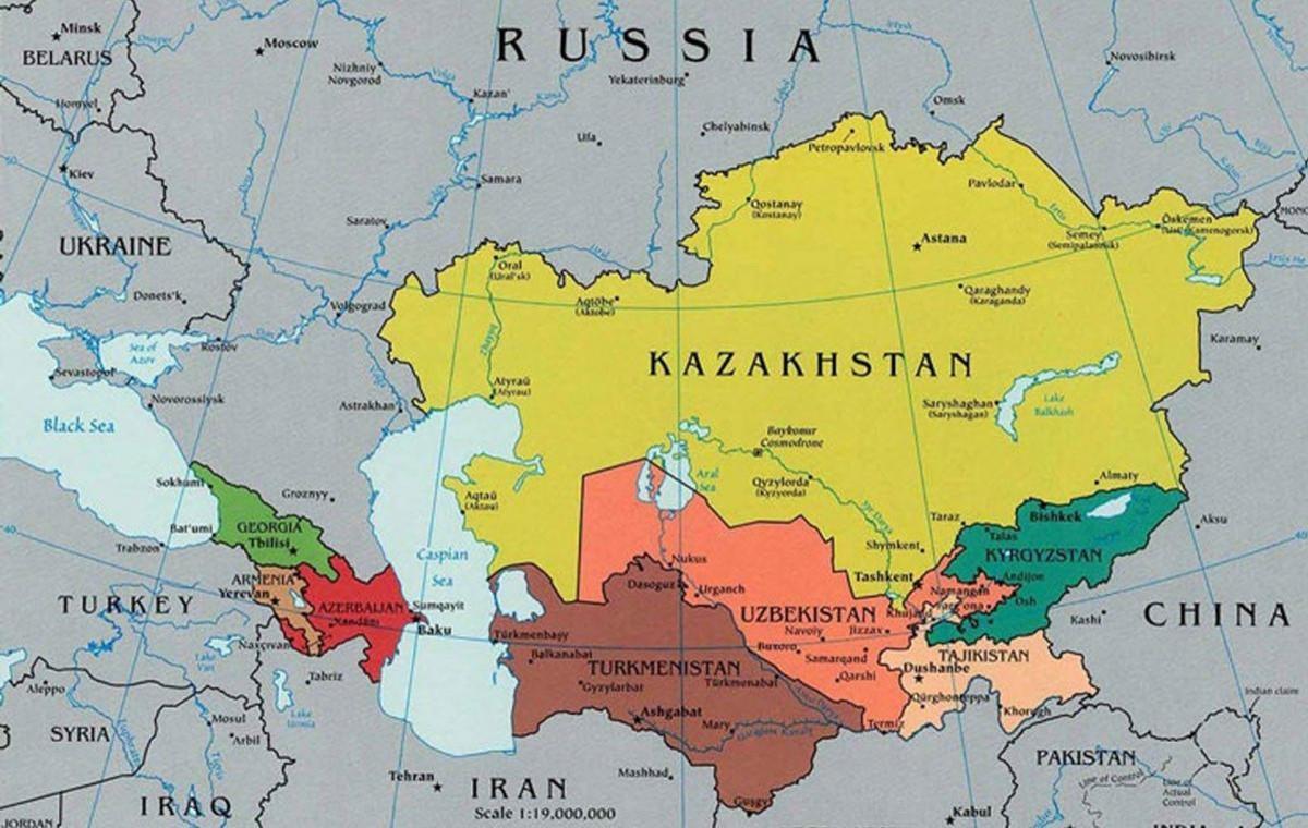 Info session about energy opportunities in Kazakhstan & Uzbekistan