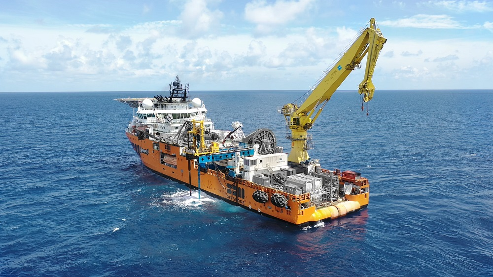 World First: Deep Water Floating Drill Operation Successfully Completed