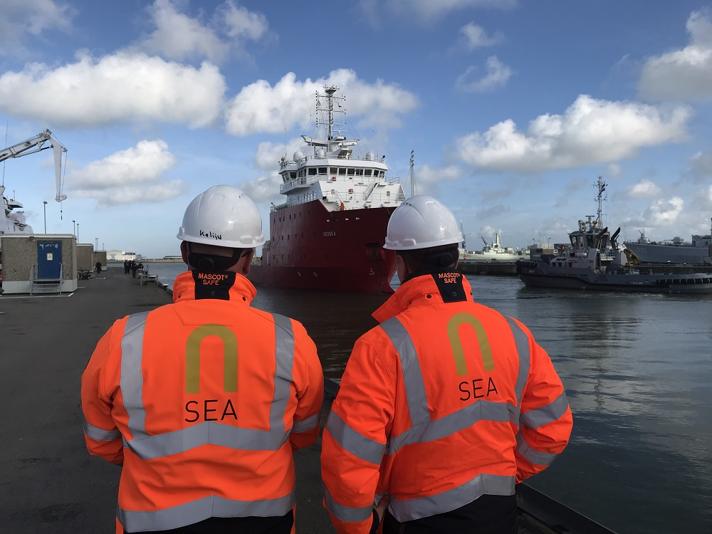 N-Sea Awarded Defence Contract by Royal Netherlands Navy