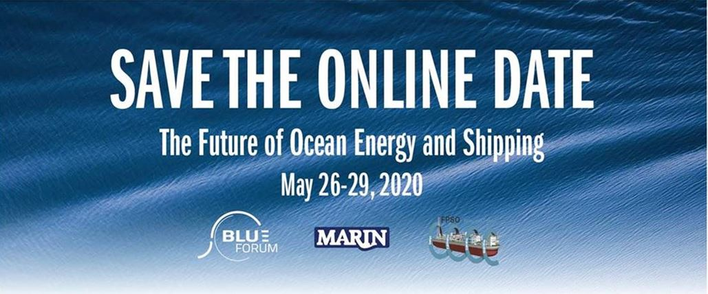 The Future of Ocean Energy and Shipping – ONLINE