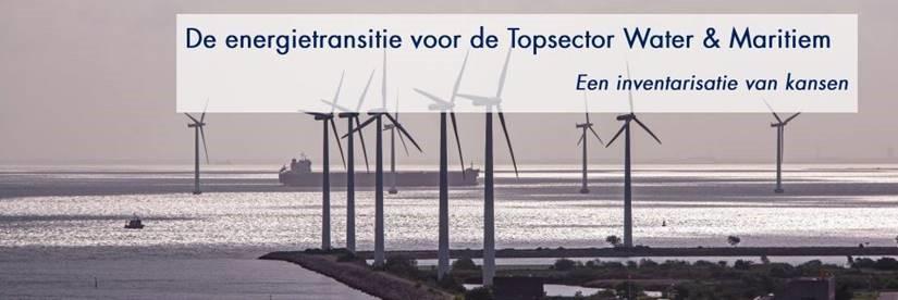 Uitnodiging webinar 10 juni: 'Kansen Energietransitie Topsector Water & Maritiem