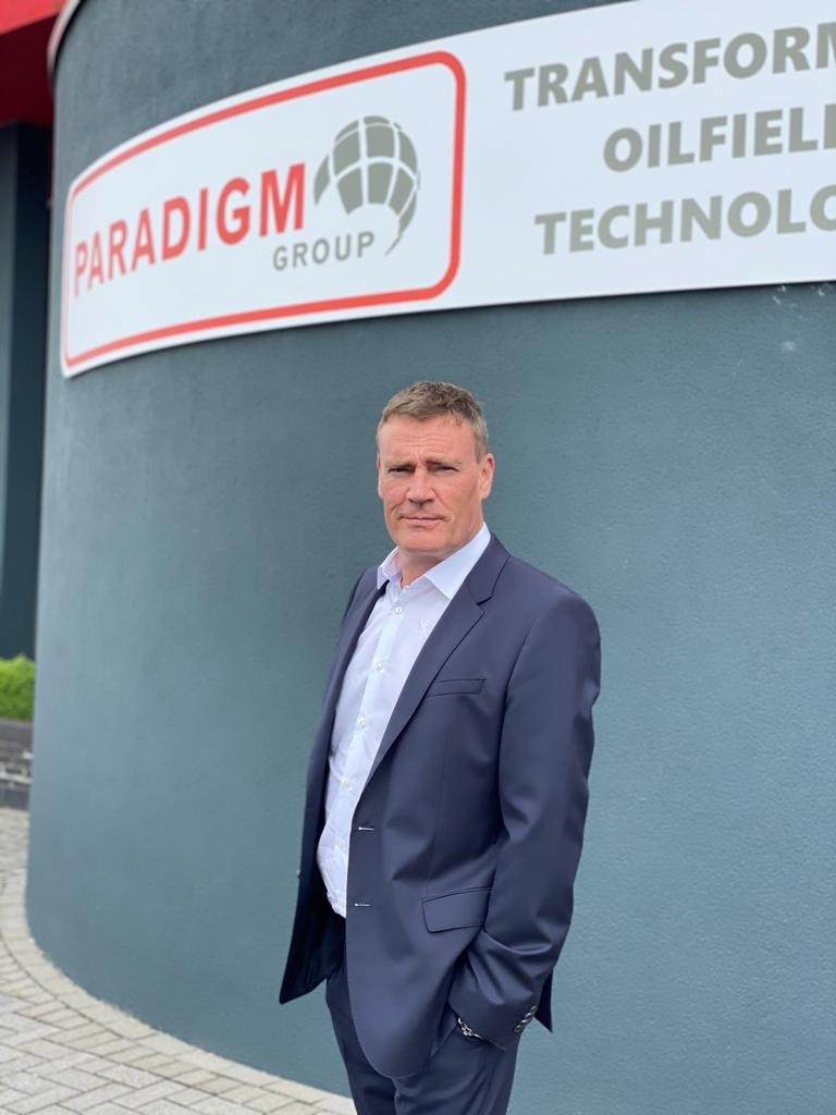 Paradigm Group Recruit Key Fire Expert to Globalise Revolutionary Dry Deluge Product.
