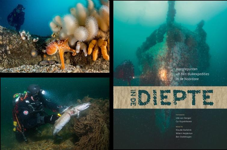 Investeren in een schone gezonde Noordzee? Inspireer met unieke beelden en verhalen!