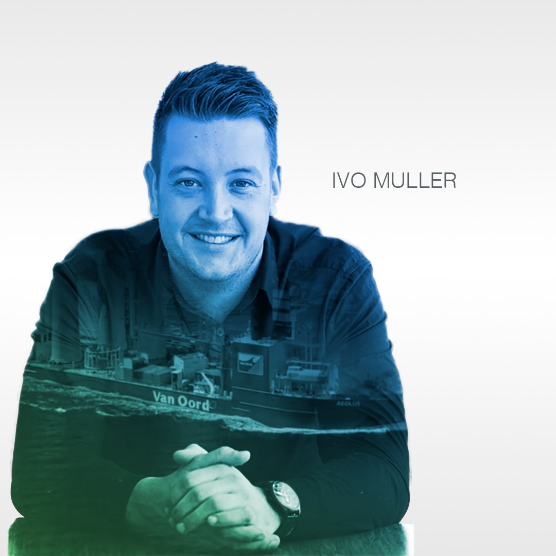 Announcement: Ivo Muller new Young IRO board member