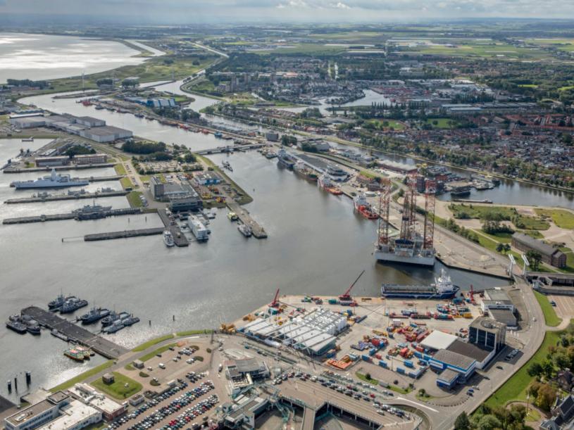 Nieuwe Raad van Commissarissen voor NV Port of Den Helder