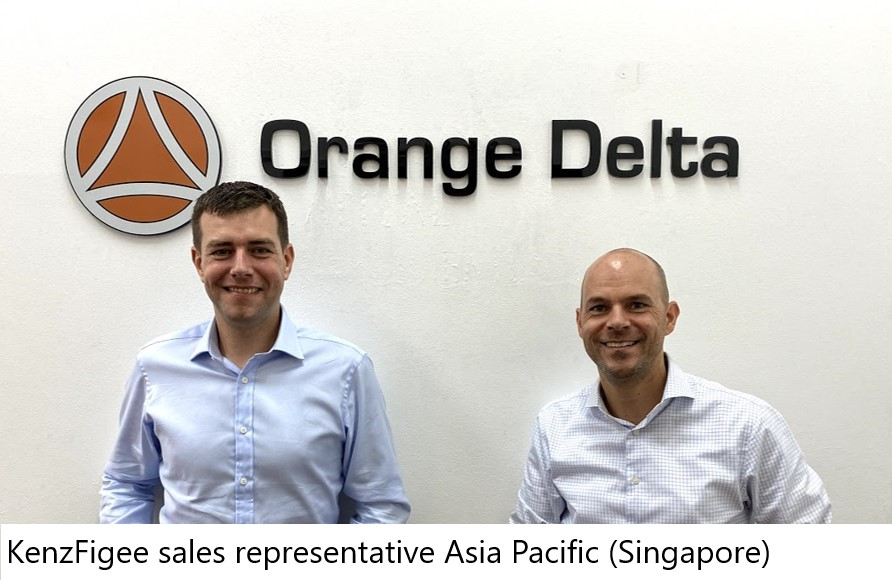 KenzFigee welcomes new sales representative in Asia Pacific market