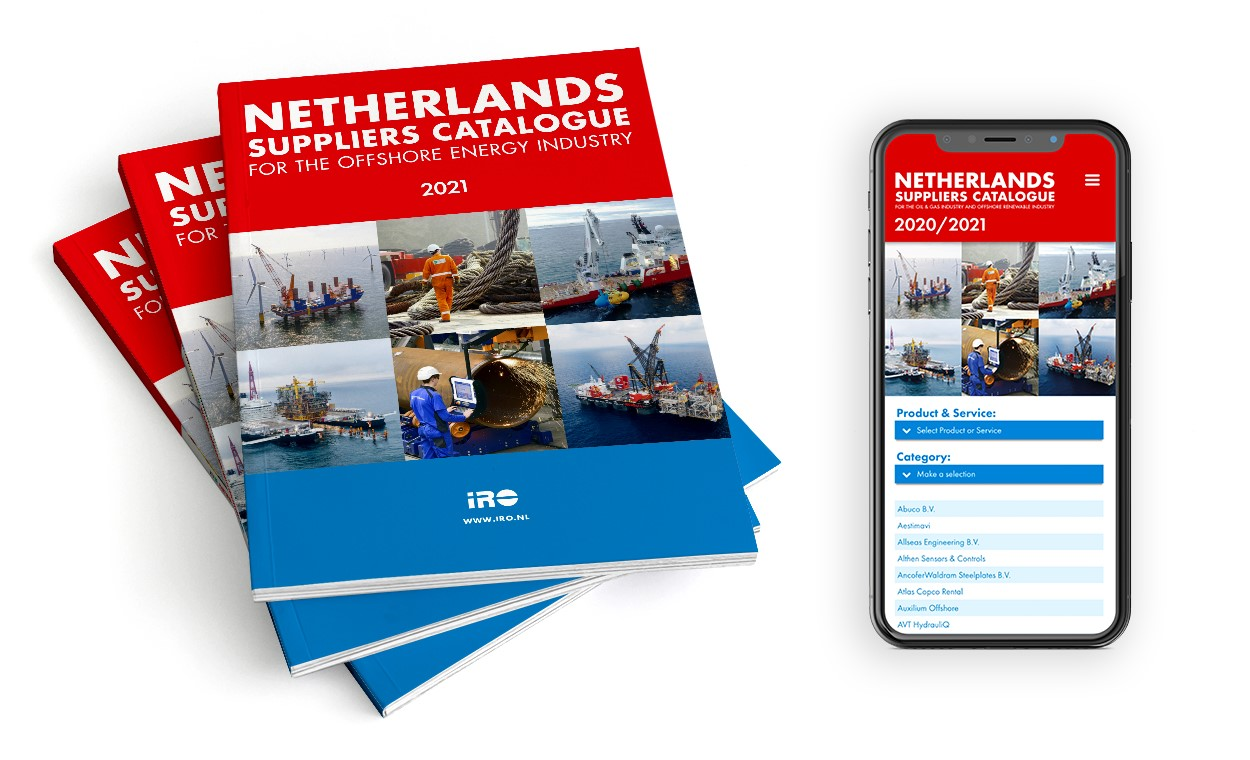 Netherlands Suppliers Catalogue 2021 – deadline uitgesteld naar 1 december!