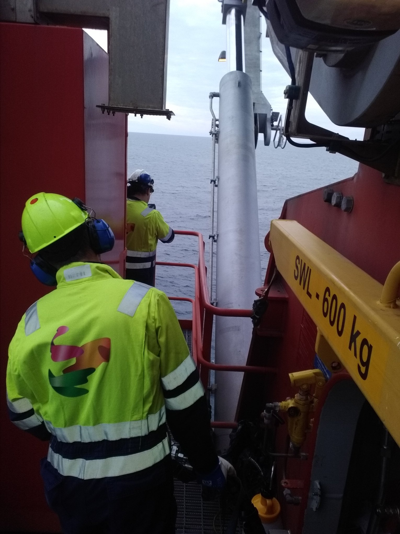 DNV GL and Aker BP successfully perform remote surveys of offshore cranes as demand for distanced inspections accelerates