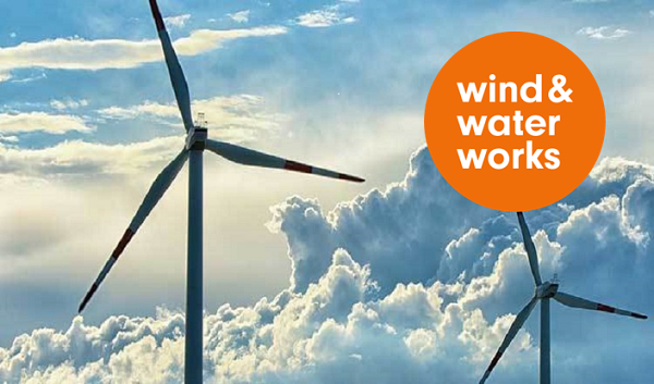 Dutch celebrate Global Wind Day with wind & water works launch